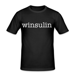 winsulin Men's Slimfit T - Men's Slim Fit T-Shirt