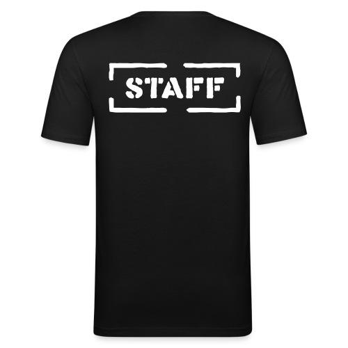 Team swett vybz Homme - T-shirt près du corps Homme