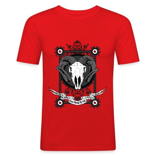 Rising Sun - T-shirt près du corps Homme