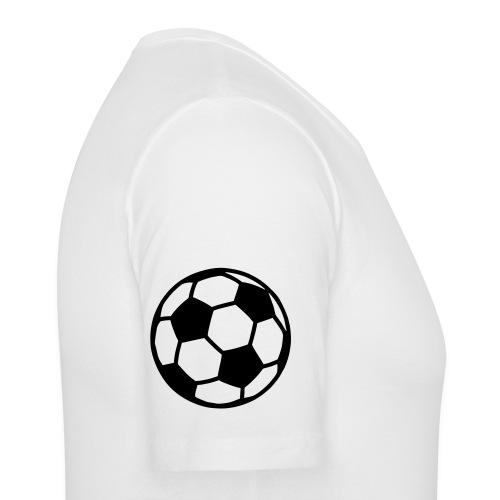 T-Shirt du Meilleur Buteur. - T-shirt près du corps Homme