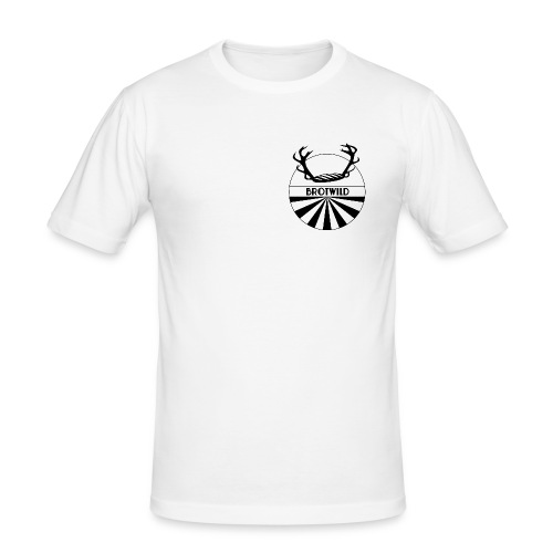 Brotwild - Männer Slim Fit T-Shirt