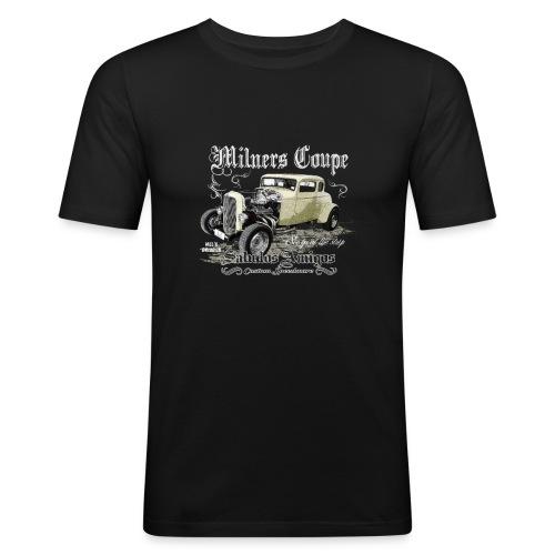 Milners Coupé - Männer Slim Fit T-Shirt