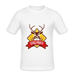 Stag Party 1 (dd)++ T-shirts - slim fit T-shirt