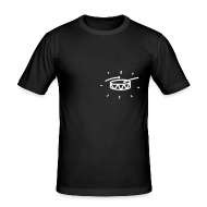 T-Shirts ~ Männer Slim Fit T-Shirt ~ Artikelnummer 21830179