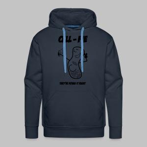 Sweat capuche Homme Cell-Fie - Men's Premium Hoodie