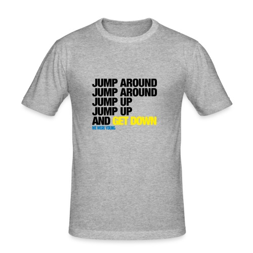 T-Shirt Col rond Jump Around - T-shirt près du corps Homme
