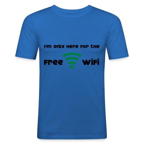 WIifi  - slim fit T-shirt