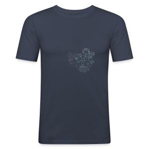 DOOM - Männer Slim Fit T-Shirt