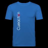 T-Shirts ~ Men's Slim Fit T-Shirt ~ cueaction snooker