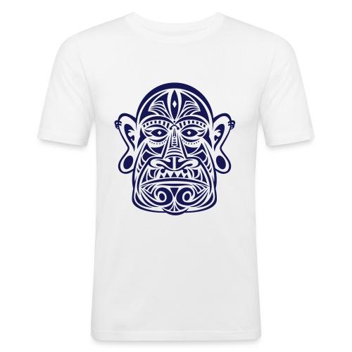 Maori - Maglietta aderente da uomo
