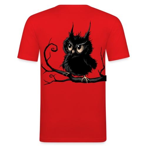 lapin amoureux - T-shirt près du corps Homme