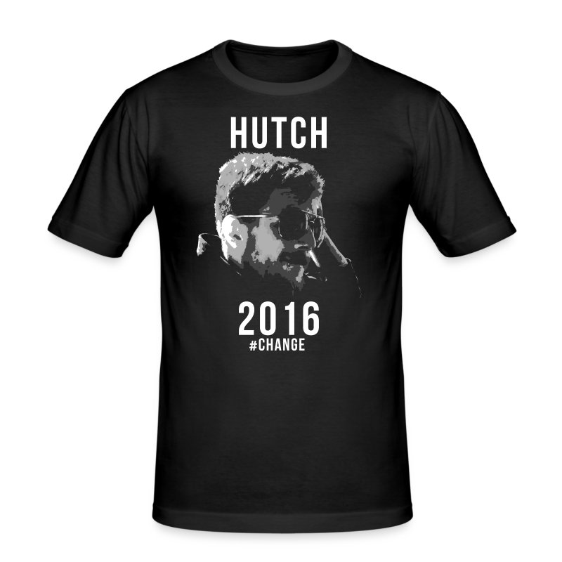 Hutch 2016 Slim Fit Shirt - Men's Slim Fit T-Shirt