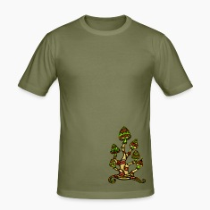 Magic mushrooms, psychedelische Pilze, Wunderland T-Shirts