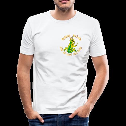 Anmachshirt - Männer Slim Fit T-Shirt