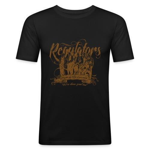 Regulators (inspired by Young Guns) - Men's Slim Fit T-Shirt