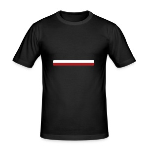Pologne T-Shirts - Männer Slim Fit T-Shirt