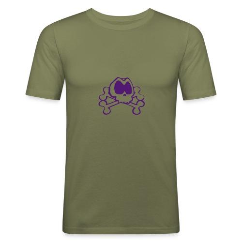 Fit-T-Shirt - Männer Slim Fit T-Shirt