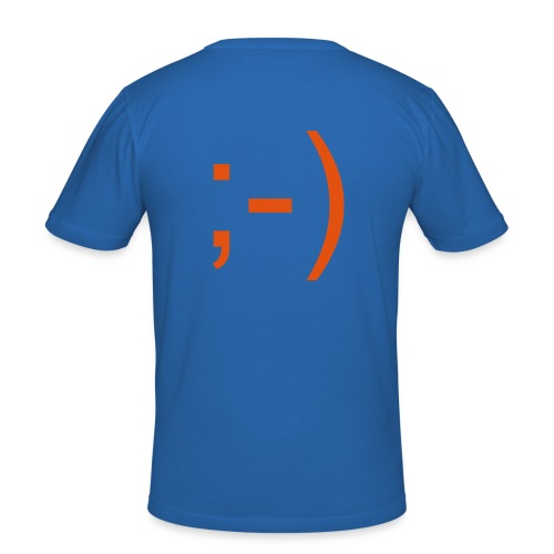 SmailSE - Männer Slim Fit T-Shirt