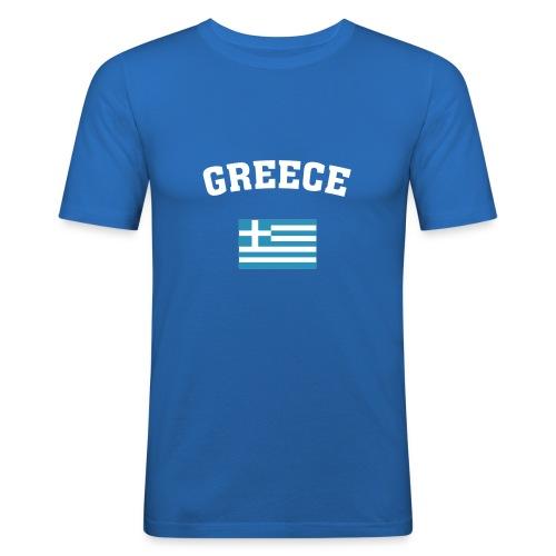 Griechenland - Männer Slim Fit T-Shirt