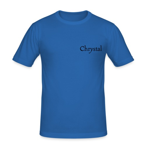 elegantes T-Shirt ;-) - Männer Slim Fit T-Shirt