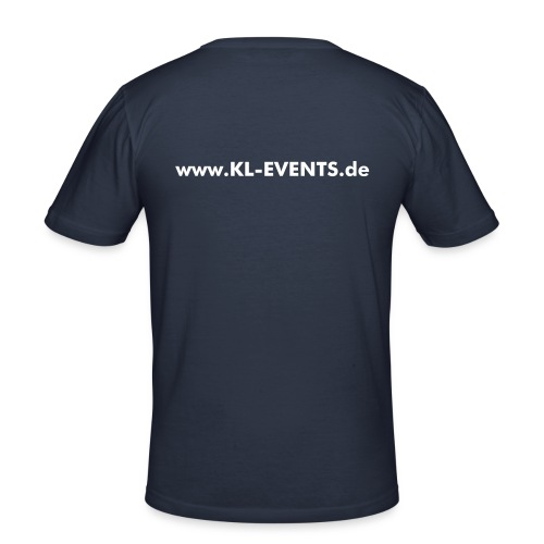 KL Shirt - Männer Slim Fit T-Shirt