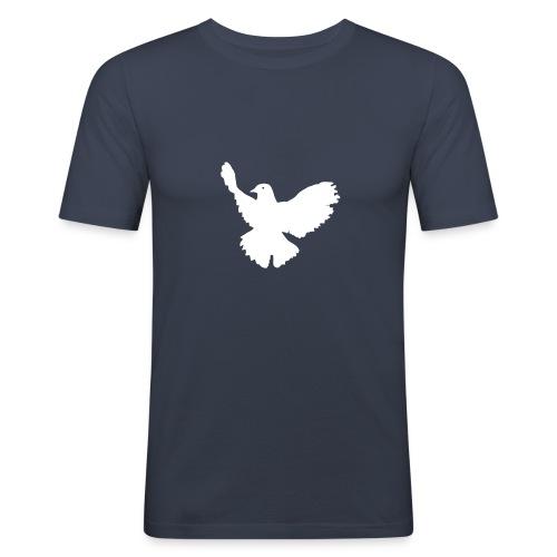 Friedensvögelchen - Männer Slim Fit T-Shirt