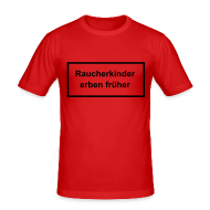 T-Shirts ~ Männer Slim Fit T-Shirt ~ T-Shirt