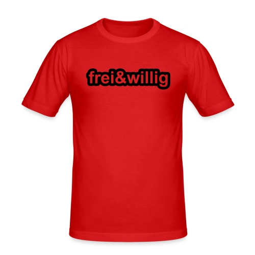 Frei & Willig - Männer Slim Fit T-Shirt
