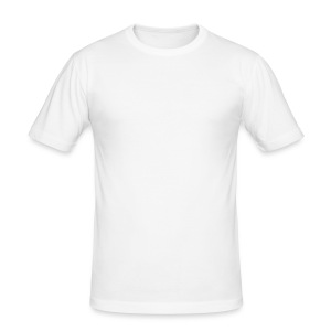 no logo (fit) - Männer Slim Fit T-Shirt