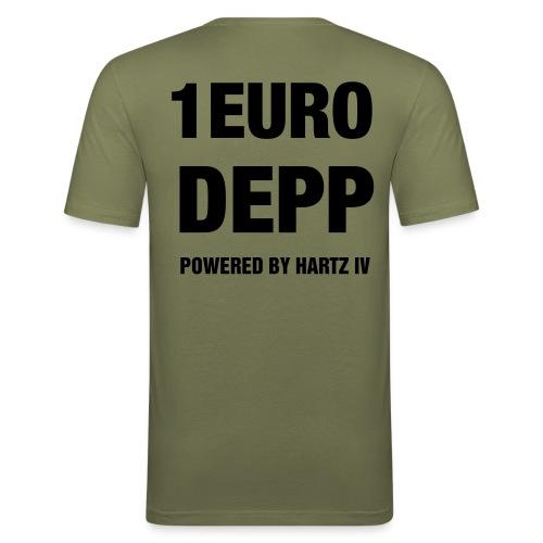 Harz Hassschirt - Männer Slim Fit T-Shirt