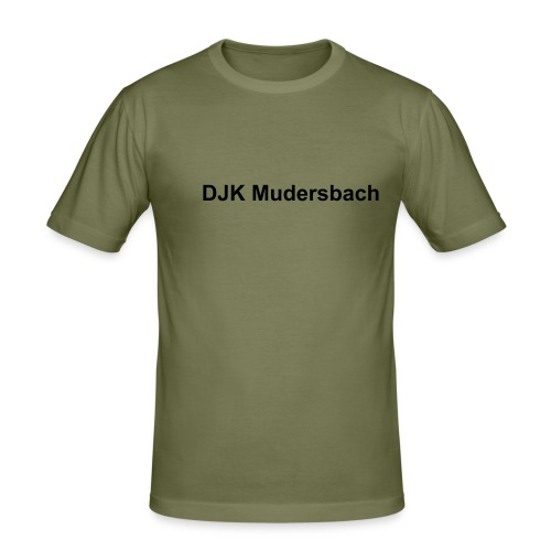 T-Shirt DJK - Männer Slim Fit T-Shirt