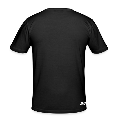 solution-standard tee - Männer Slim Fit T-Shirt