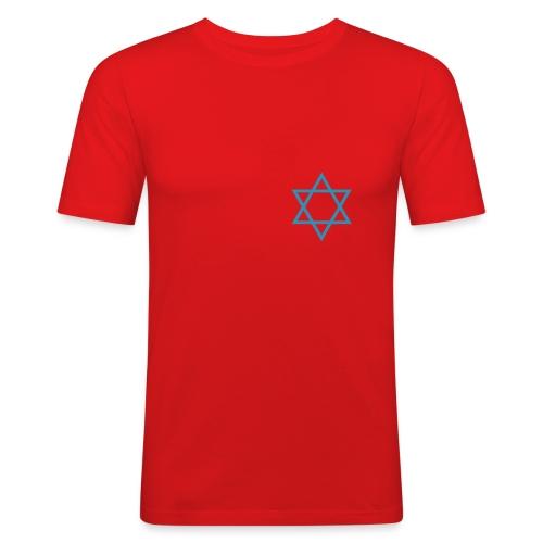 Jude - Männer Slim Fit T-Shirt