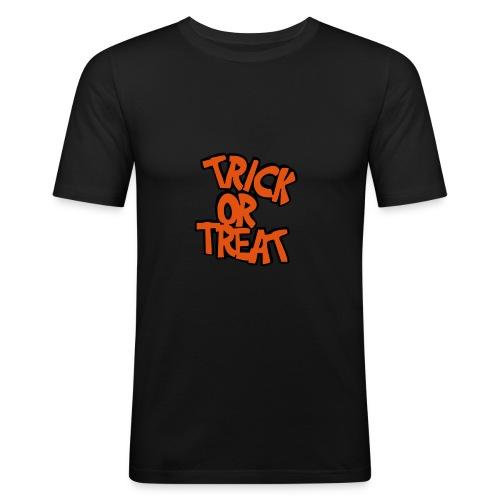 H.o.S Halloween Shirt - Männer Slim Fit T-Shirt