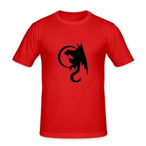 dragon1 - Männer Slim Fit T-Shirt