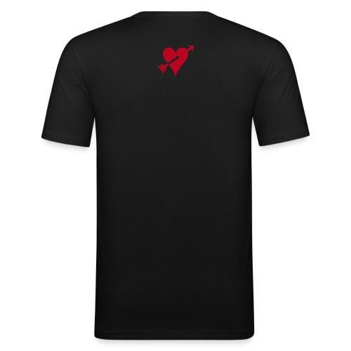 Rosenkavalier - Männer Slim Fit T-Shirt