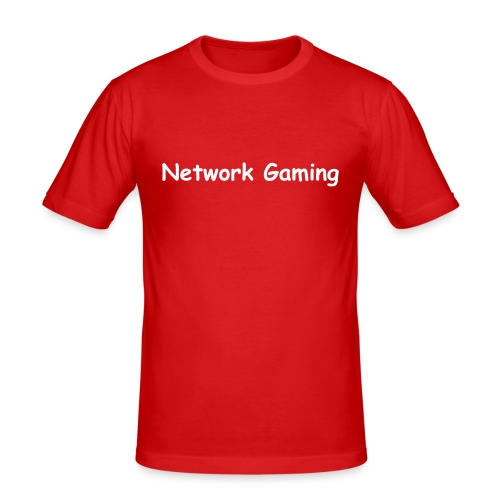 N-Gaming | T-Shirt - Männer Slim Fit T-Shirt
