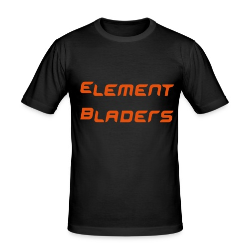 Element Bladers Shirt - Männer Slim Fit T-Shirt