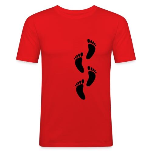 miR-Polo - Männer Slim Fit T-Shirt