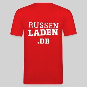 DAS KULT T-SHIRT - Männer Slim Fit T-Shirt