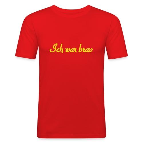 Weihnachtsspecial - Männer Slim Fit T-Shirt