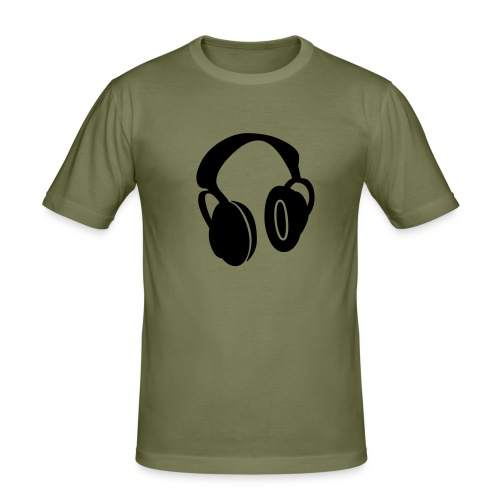 night club - Männer Slim Fit T-Shirt