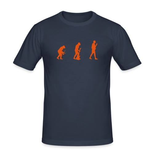 evolution070 - slim fit T-shirt
