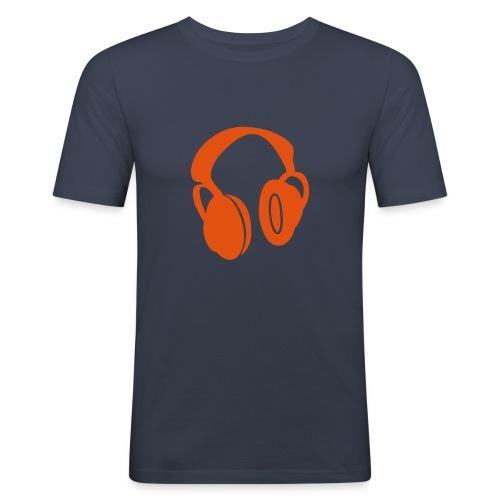 headphone070 - slim fit T-shirt