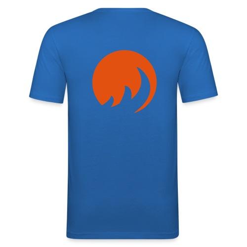 T-Wave I - T-shirt près du corps Homme