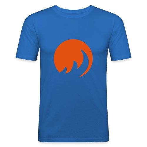 T-Wave II - T-shirt près du corps Homme