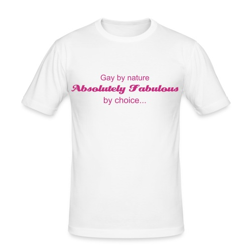 Absolutely Fabulous - Men's Slim Fit T-Shirt