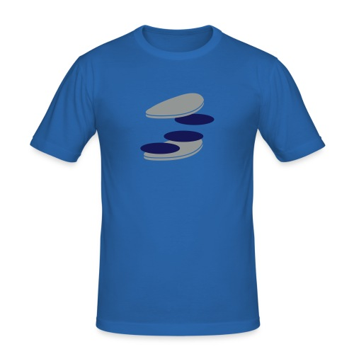 Pausenbrot - Männer Slim Fit T-Shirt