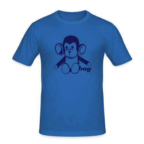'monkeyboy' - Men's Slim Fit T-Shirt
