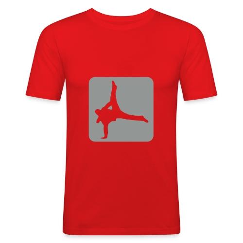 Judo T-shirt - Men's Slim Fit T-Shirt